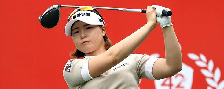 Hee Jeong Lim se une al liderato del BMW Ladies Championship
