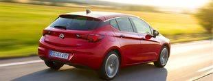 Opel Astra, más ligero y estilizado
