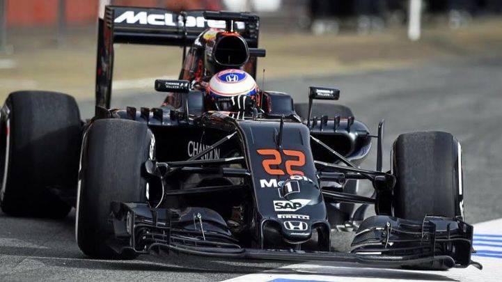 McLaren, mejora los tiempos de SEUR