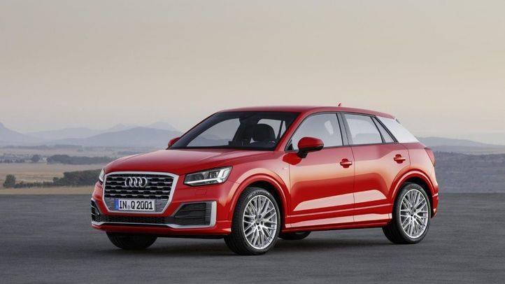 Audi Q2, todocamino juvenil