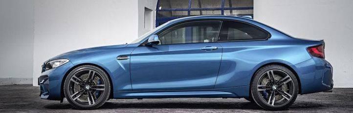 BMW M2 Coupé, compacto de altas prestaciones