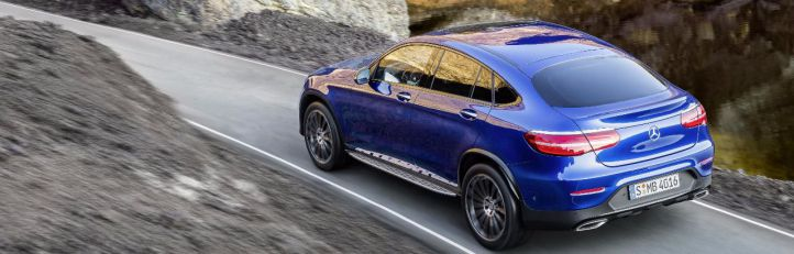 Mercedes GLC Coupé, el siguiente capítulo