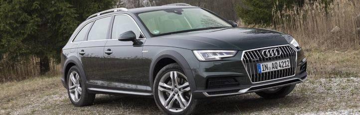 Audi A4 allroad quattro, el campero de la familia