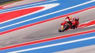 Marc Marquez, ganador en MotoGP