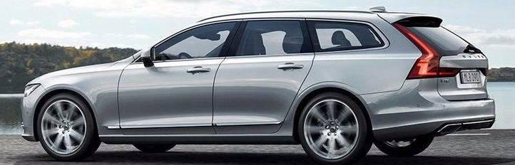 Volvo S90 y V90, alternativa premium