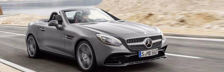 Mercedes SLC: Nuevo nombre, nuevo precio