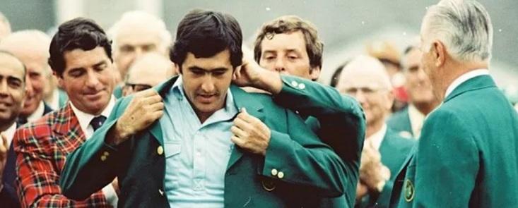 Diez claves de la primera victoria de Seve Ballesteros en el Masters de Augusta