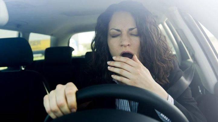 Sueño al volante