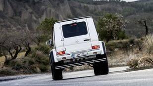 Mercedes G 500 4x4², un aventurero por todo lo alto