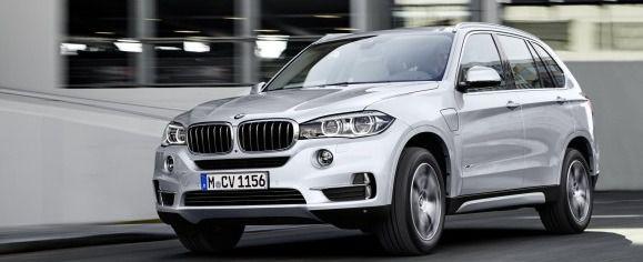 BMW X5 xDrive40e, potente y ecológico