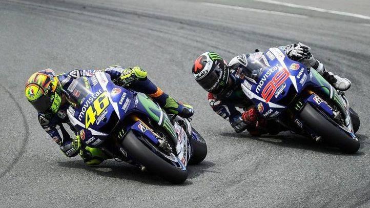 La tensión por el título de MotoGP llega a Brno