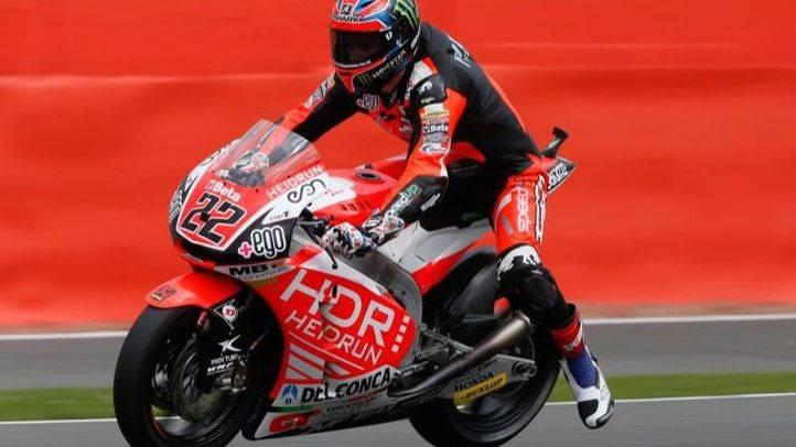 Sam Lowes pole en Moto2