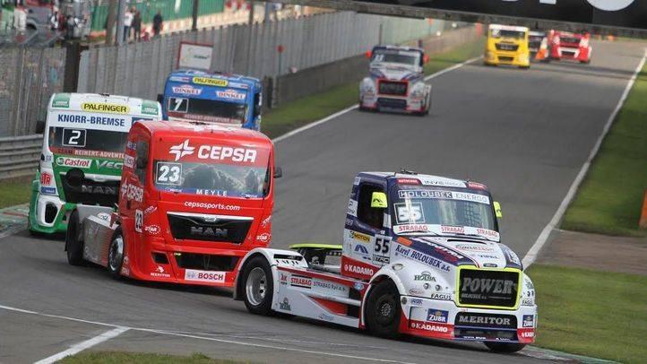 El XXIX Gran Premio Camión de España se celebra este fin de semana en el Circuito del Jarama