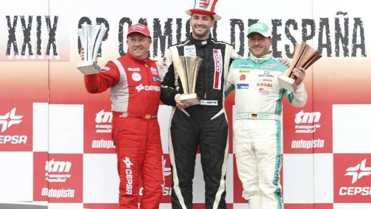 Carrera del Gran Premio Camión de España