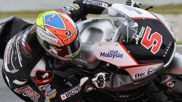 Zarco pole en Moto2