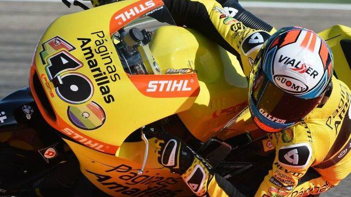 Alex Rins gana en Moto2