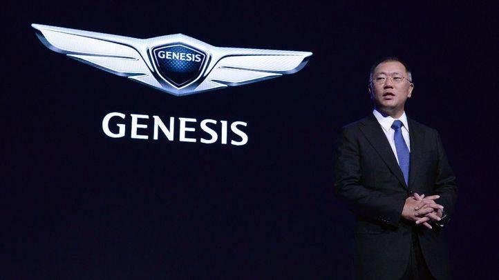 Hyundai crea una nueva marca de coches de lujo con el nombre de Génesis