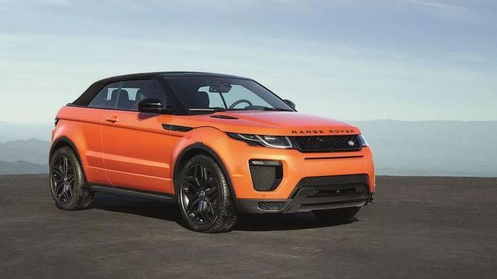 SUV Compacto Premium de Land Rover