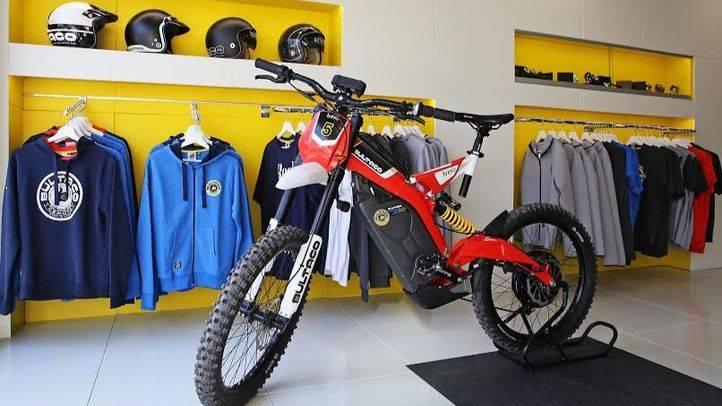 Bultaco, nueva tienda en Barcelona