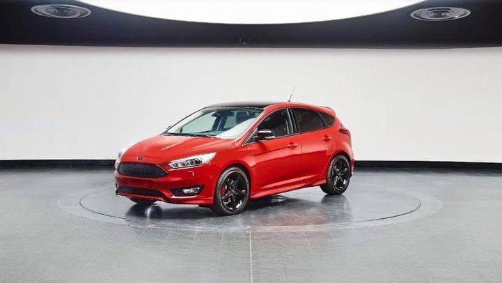 Ford lanza los elegantes Focus Red Edition y Black Edition