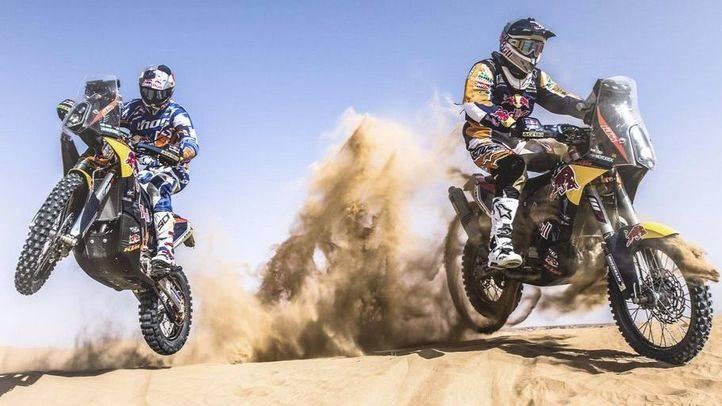 Motos Dakar 2016
