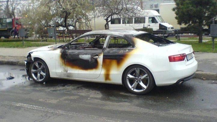 Siniestro de coches