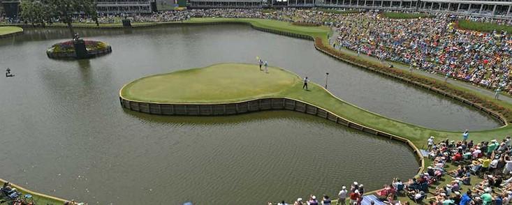 La joya del TPC Sawgrass, del PGA Tour y del golf mundial