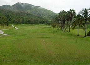 Caguas Real, golf tropical entre montañas