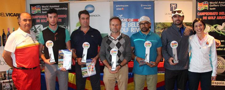 El WAGC 2017 ya tiene a 10 finalistas de Madrid