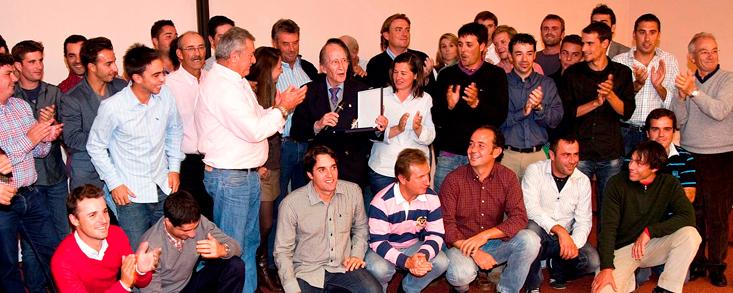 'Trofeo Manolo Beamonte' al ganador de la final de Golf Santander
