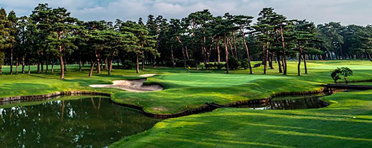 Kasumigaseki Country Club, el otro desafío olímpico de todos los golfistas