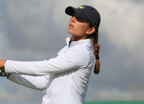 La amateur Liautier lidera el Flumserberg Ladies Open
