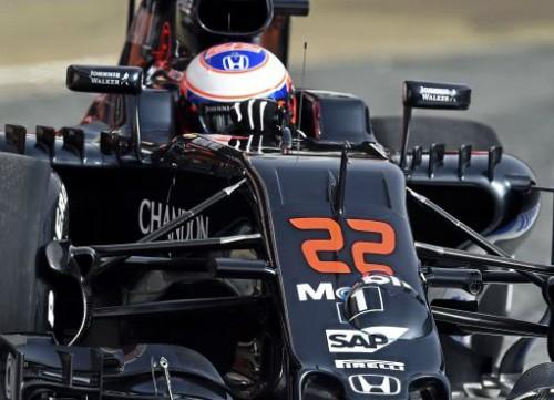 McLaren mejora los tiempos de SEUR