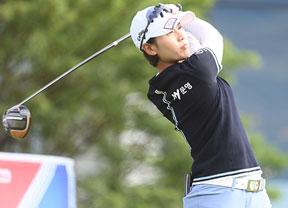 Dominio local en el comienzo del BMW Ladies Championship en Corea