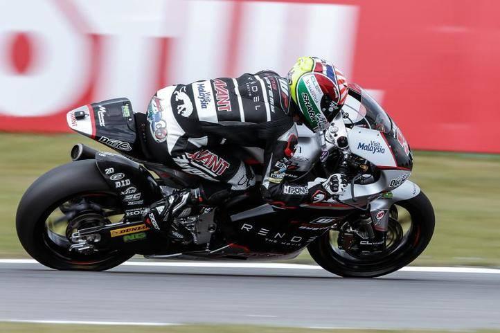 Zarco, vencedor en Moto2 en Assen