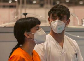 Aumentan en 231 el número de contagios en España