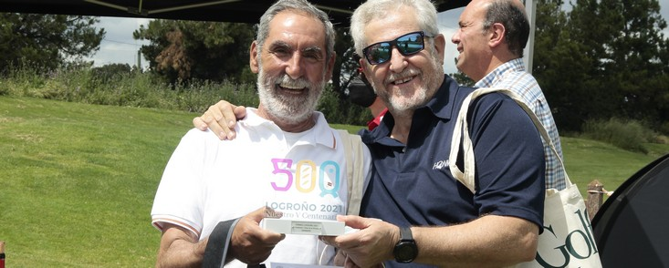 Fiesta del golf en el Encín y el Olivar con Izki Golf como protagonista