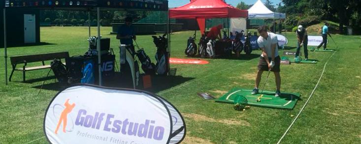Golf Estudio organiza la mayor cita multimarca de Fitting en España