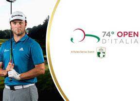 Llega la primera prueba del compromiso italiano con la Ryder Cup de 2022