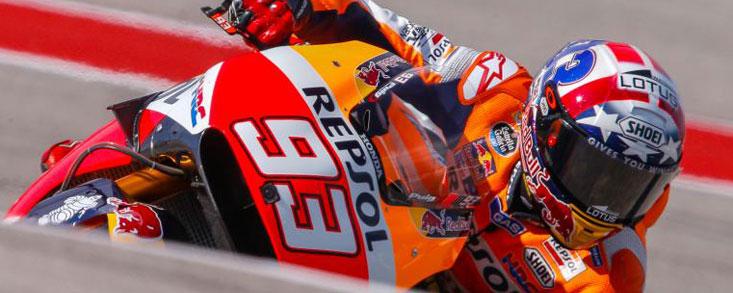 Todos a la caza de Márquez en el GP de España