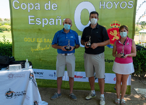 Record de participación en Golf Aranjuez