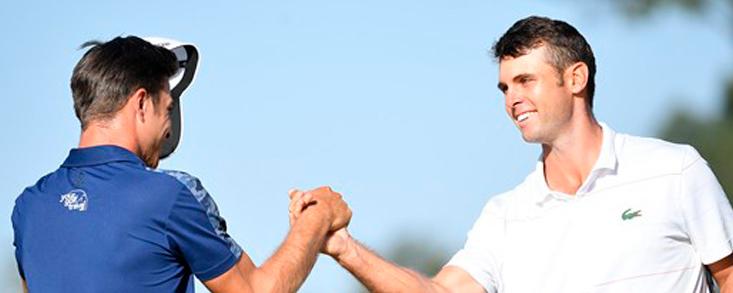 Adri Arnaus se allana el camino hacia su primera victoria en el European Tour