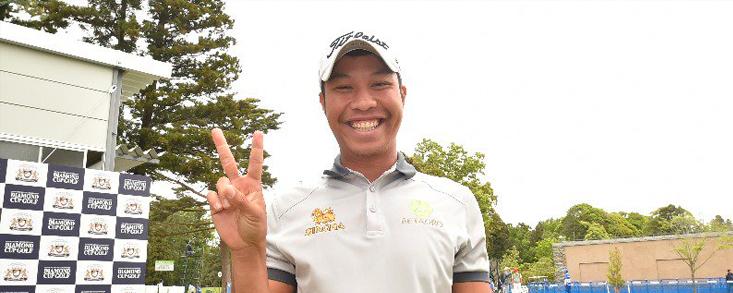 Danthai Boonma toma ventaja en el Asia-Pacific Open y Colomo empieza con +2
