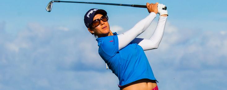 Azahara Muñoz buscará en Golf du Medoc su tercera victoria en el Open de Francia