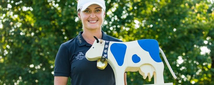 Amy Boulden consigue la victoria en Suiza con Silvia Bañón como mejor española