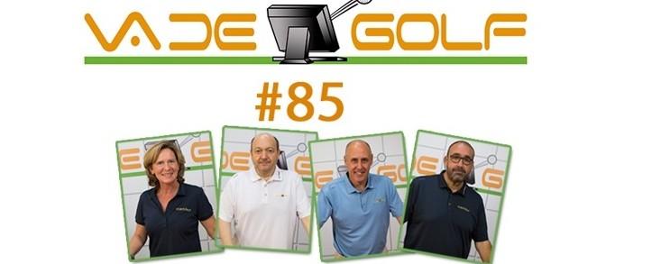 Un 'loco', un Oso, 5.000 kilos de alimentos y el mejor diseñador de campos de golf de España