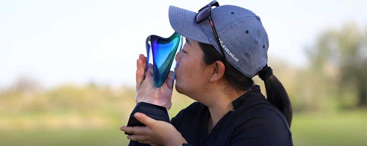 Riuxin Lin gana el Carlisle Arizona Women's Golf Classic en desempate