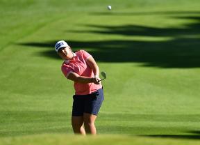 Chloe Williams (-6) marca el camino en el Creekhouse Ladies Open