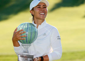 Danielle Kang acaba con -7 y gana el LPGA Drive On Championship
