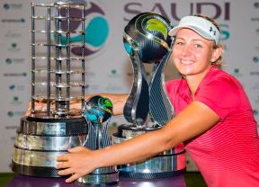 Emily Kristine Pedersen firma su segunda victoria consecutiva